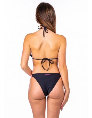 SUNDEK - COSTUME BIKINI WOMAN - WB00KNLY7RB-271 - BLACK #4 - JENNIFER
