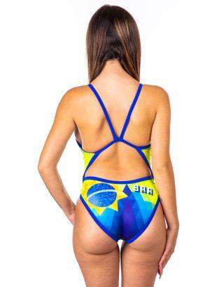 TURBO - COSTUME INTERO - BRAZIL ROMBUS - TIR.FINO - 83110330/0001