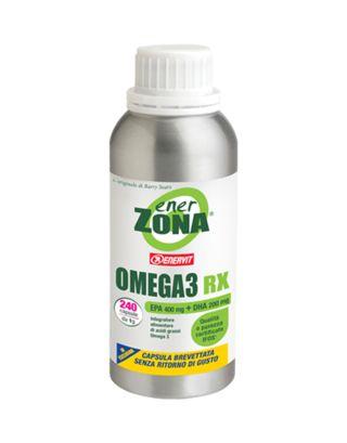 ENERZONA - FLACONE OMEGA 3RX-(EPA+DHA - 240 CPS DA 1G) - 92333-SCAD. 04/09/22