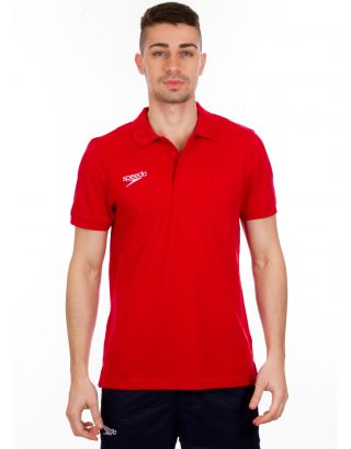 SPEEDO - CORE TEAM POLO UNISEX - 10-431-A846 - RED