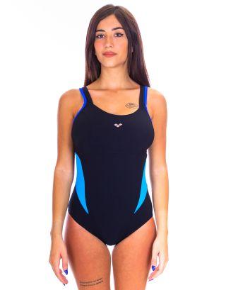 ARENA - COSTUME INTERO - MAKIMURAX - 29361577 - BLACK/BRIGHT BLUE/TURQ. - BODY LIFT