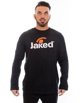 JAKED - T-SHIRT ELITE L/S - JAK6508 - BLACK