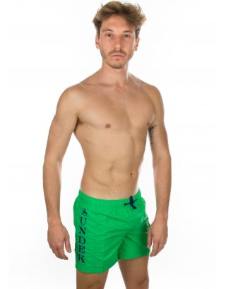 "SUNDEK - COSTUME BOARDSHORT BOY 10"" - B448BDTA100-336 - BRIGHT GREEN - ENRICO"