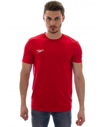 SPEEDO - CORE TEAM T-SHIRT UNISEX - 10-433-A846 - RED