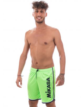 MIKASA - PANTALONCINO BEACHVOLLEY UOMO - MT5001 V4 - GREEN