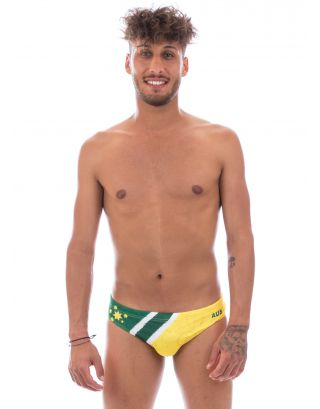 MIKASA - COSTUME SLIP/BRIEF - BEACHVOLLEY MT5013 V3 - YELLOW