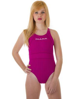 DIANA - OLYMPIC WOMAN - SUBMARINE - 388W-TF2 - 104 - PURPLE - OMOLOGATO FINA