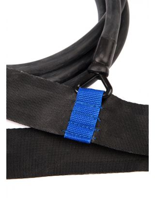 MAD WAVE - ELASTICO NUOTO FRENATO - BELT TWO SIDE - M077106000W - BLACK