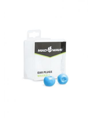 MAD WAVE - TAPPI ORECCHIE - EAR PLUGS WAXBALL - M071701008W - VIOLET