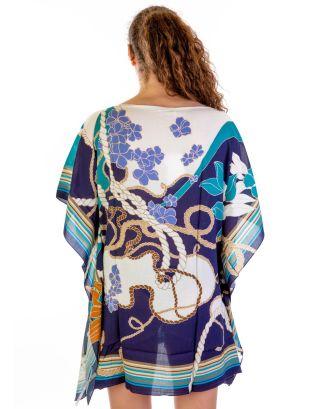 OROBLU - KAFTANO - YACHTING LIFE - VOBB66577 - BLUE