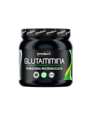 ETHIC SPORT - GLUTAMMINA®  BARATTOLO DA 300G - SCAD. 31/03/23