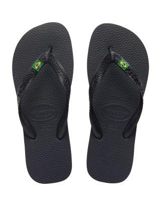 HAVAIANAS - INFRADITO UOMO - BRASIL - 4000032-0090 - BLACK