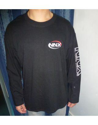 NNX - T-SHIRT M/C MML111 - NERO