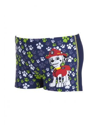 ARENA - COSTUME BOXER JR - PAW PATROL SHT - 2A57070 - NAVY - WATERFEEL X-LIFE
