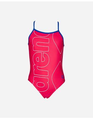ARENA - COSTUME INTERO BIMBA - KIDS GIRL - 002503957 - FREAK ROSE/NEON BLUE - MAXLIFE