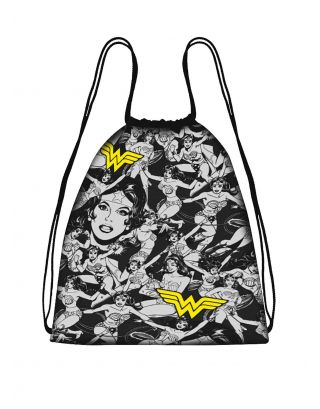 ARENA - WB SWIMBAG - 45x35cm - 002033100 - WONDER WOMAN
