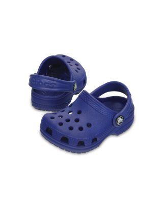 CROCS - SABOT KIDS - LITTLES - 11441-4O5 - CERULEAN BLUE