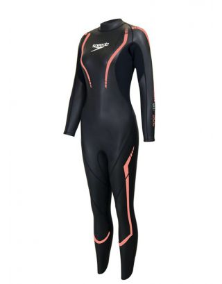 SPEEDO - MUTA DONNA - TRI COMP TC-16 THINSWIM - SOA16114 - BLACK