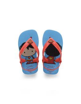 DISNEY Mickey Mouse Blu Cinturino Kids Sport Trainer Scarpe TAGLIA JR 7-12